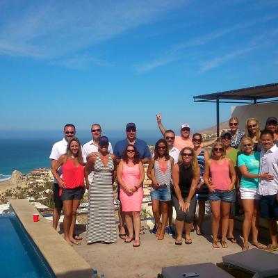 Casa Theodore Hill Party June 2015