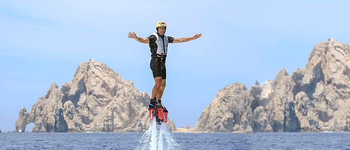 Cabo Adventures - Flyboarding