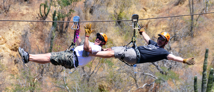 Wild Canyon - Tortuga Zip Lines