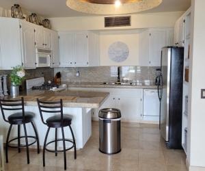 Ocean View Suites Kitchen